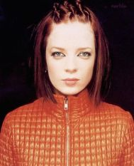 Shirley Manson for Garbage Version 2.0 record 1998
