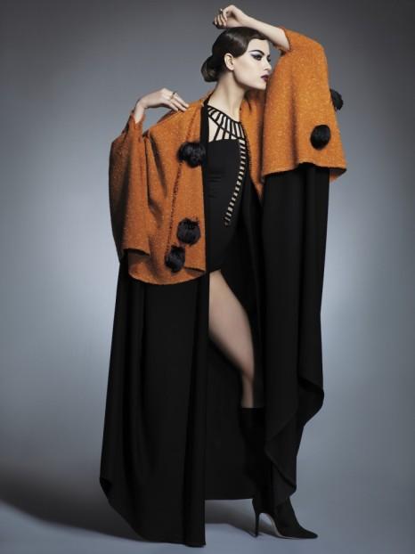Tribal Couture by Adriana Santacruz. Image Hernan Puentes.