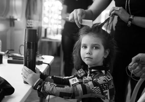Sebastian Professional and Moscow Makeup Artists Forum for Varenye Organizm