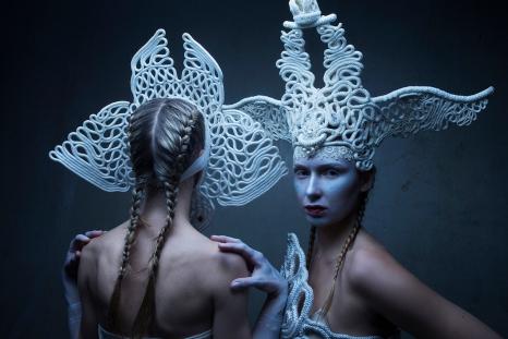 Sebastian Professional & Moscow Makeup Artists Forum for Kirill Mintsev