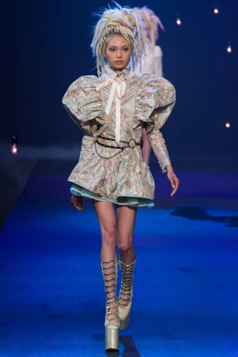 Marc Jacobs SS17- Getty Images for editorial purposes only
