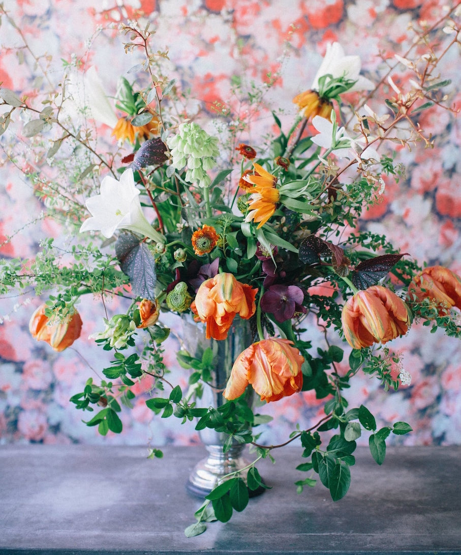 The world of master florist ariella chezar there is an in house flower shop in the basement of the white house sort of next to the kitchen that was very thrilling mightylinksfo
