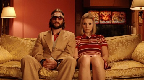 Film still from Wes Anderson's The Royal Tenenbaum's